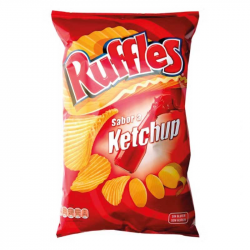 Ketchup Potato Chips 122gr