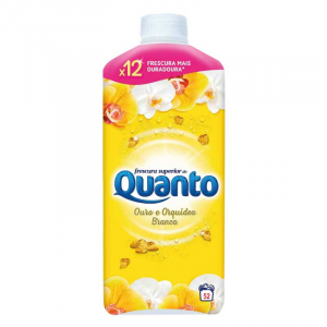Gold and White Orchid Concentrated Fabric Softener 52D