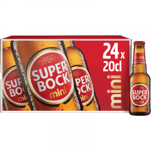 Super Bock Mini 24x20cl