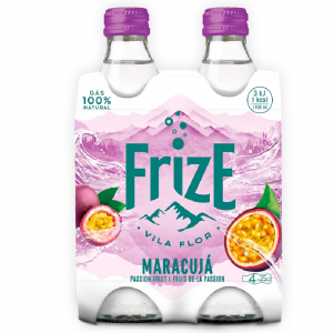 Sparkling Water with Passion Fruit (4x250ml)